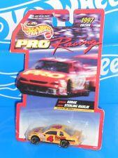 Hot Wheels Pro Racing 1997 Edition NASCAR #4 S Marlin KODAK Monte Carlo