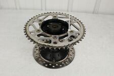 1993 Honda CR125 Rear Hub Assembly 42601-ML3-790 CR 125 250 500 90 91 92 93 94