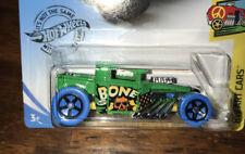 Hot Wheels Bone Shaker • Hw Art Cars • New 🟢
