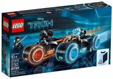 Lego ideas set 21314 2 Moto - TRON: Legacy Disney nuovo e sigillato