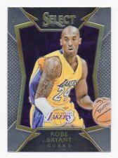Kobe Bryant 2014-15 Panini Select #20  Lakers