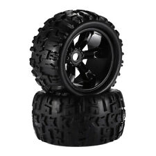 1/8 RC Car Wheels Tires for HSP HPI E-MAXX Savage Rock Crawler Buggy Trucks