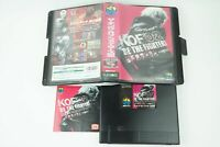 The King of Fighters 2002 AES Playmore SNK Neogeo Box From Japan