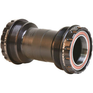 Wheels Manufacturing T47 Outboard Bottom Bracket with Angular Contact Bearings