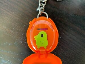 1997 TAMAGOTCHI PET Keychain #7, McDonalds Happy Meal Toy