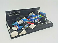 MINICHAMPS 1/43 - BENETTON RENAULT B 197 G. BERGER Art: 430970008
