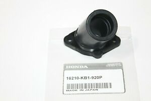 Honda Collecteur D'Admission Pour XL125S JC-06 16210-KB1-920
