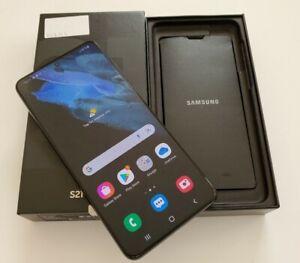 Samsung Galaxy S21+ Plus 5G - Phantom Black - 128GB - Unlocked - UK Spec VATINC