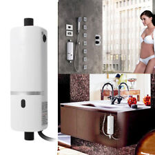 Charmant Instant Electric Tankless Water Heater Shower System Under Sink Tap Faucet