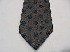 The Burton Collection - Vintage - Fabriqué au Royaume-Uni - Skinny 7.6cm Cravate