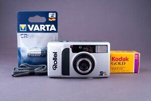 Rollei Giro 90 Point & Shoot Film Camera
