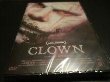 """DVD """"CLOWN"""" film d'horreur de Jon WATTS"""