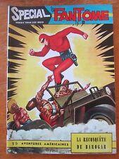 ANCIENNE BD SPECIAL LE FANTOME N°9 COMICS 1964 REMPARTS
