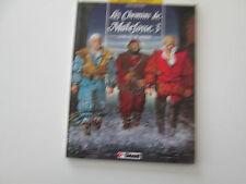 LES CHEMINS DE MALEFOSSE T3 EO1986 BE/TBE LA VLLEE DE MISERE EDITION ORIGINALE