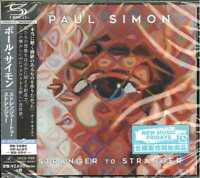 PAUL SIMON-STRANGER TO STRANGER-JAPAN  SHM-CD F83