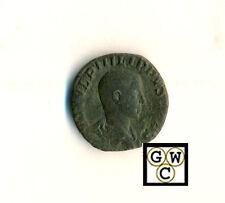 Rome Philip II as Caesar 244-247 Very Fine