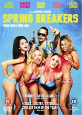 James Franco, Selena Gomez-Spring Breakers  (UK IMPORT)  DVD NEW