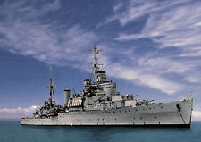 HMS KENYA - HAND FINISHED, LIMITED EDITION (25)