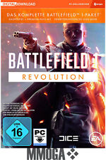 Battlefield 1 Revolution Edition Key - EA Origin Download Code PC Spiel B1 EU/DE