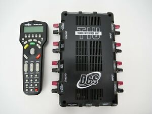 MTH DCS 50-1001 SYS MTH DCS REMOTE 50-1002 AND TIU 50-1003 SOFTWARE VERSION 6.10
