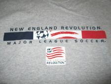 MLS Major League Soccer NEW ENGLAND REVOLUTION (XL) T-Shirt