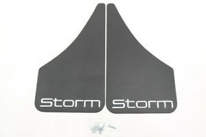 NEW OEM GM Splash Guard Set Front or Rear 12341802 Geo Storm 1990-1993