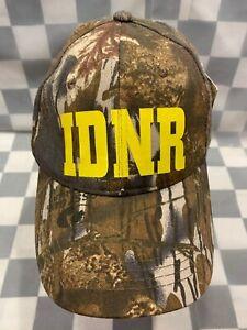 IDNR Camouflage Camo Adjustable Adult Baseball Ball Cap Hat