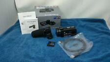 Ultra HD 2.7K Video Camera/Camcorder - 36MP - Mini USB - 16x Digital Zoom - Used