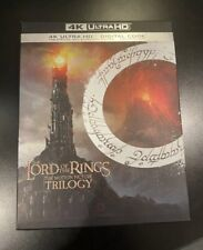 Lord Of The Rings Trilogy 4K / Blu-ray - Extended / Theatrical - No Digital Code