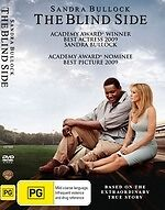 The Blind Side * NEW DVD * Sandra Bullock Tim McGraw (Region 4 Australia)