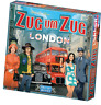 Zug um Zug London Days of Wonder Asmodee Neu+Top
