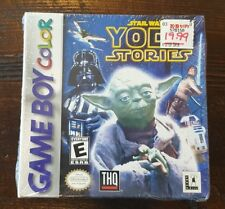 STAR WARS YODA STORIES Gameboy Color