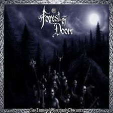 "Forest Of Doom ""In Times Of Glory And Obscurity"" DIGI CD [Dark Misantrophy Black"
