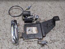 JEEP COMMANDER 3.0 CRD 2007 IGNITION KIT LOST KEY ENGINE ECU P05187330AA