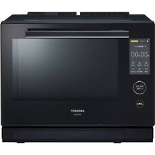TOSHIBA ER-VD7000 Superheated Steam Microwave Oven Black 100V Japan Domestic New