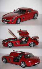 Minichamps Mercedes Benz SLS AMG 2010 rouge 1/18 100039020 23