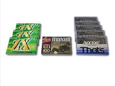 Cassette Tapes - Brand New Sealed