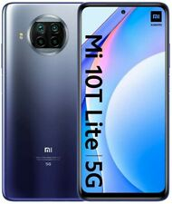 Xiaomi Mi 10T Lite 6+128GB 5G Blu Dual Sim No Brand Garanzia Italia