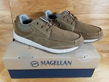 "NEW!! Mens Magellan ""Gregory"" Shoes Boat Deck Casual Size 9M"