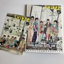 SHINee Replay CD+DVD+Postcard Photobooklet Japan Free Shipping