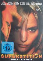 ⭐⭐⭐⭐   SUPERSTITION  ⭐⭐⭐⭐ Spiel mit dem Feuer ⭐⭐⭐⭐ DVD FSK 16 ⭐⭐⭐⭐