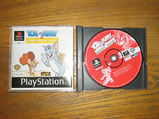 TOM & JERRY CASA DOLCE CASA PS1 - QUASI NUOVO!!! - RARO!!!
