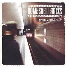 City Rats & Alley Cats by Bombshell Rocks CD rancid randy refused the hives