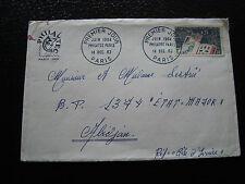 FRANCE - enveloppe 1er jour 14/12/1963 philatec (cy10)