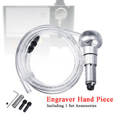 Graver Hand Piece For Engraving Machine Pneumatic Jewelry Making Crafting