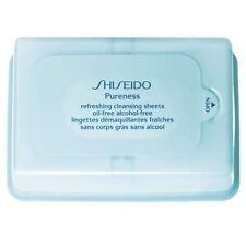 Nettoyants et lotions toniques Shiseido pour le soin du visage