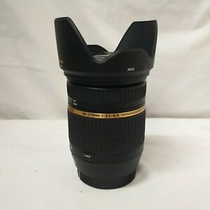 Tamron AF 18-270mm 1:3.5-6.3 for Canon AF Fitting with UV Filter and Hood (17)