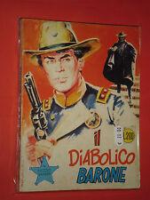 PICCOLO RANGER- N°93 a- ORIGINALE 1° EDIZIONE -DEL 1971- ALBI DEL  COW BOY