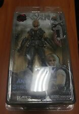 NECA Gears Of War 3 Series 1 Anya Stroud Action Figure new