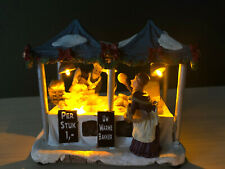 LED Marktstand Weihnachten Deko Christmas Kerstdecoratie batteriebetrieben